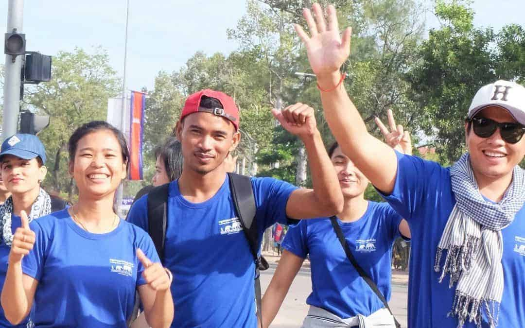 Join the Race4Education in Cambodia!