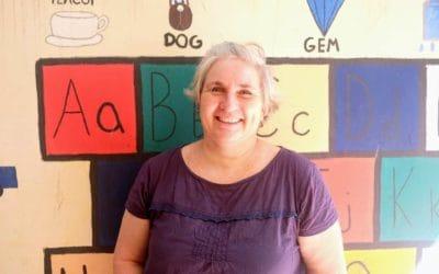 Joelle's first week in Siem Reap!