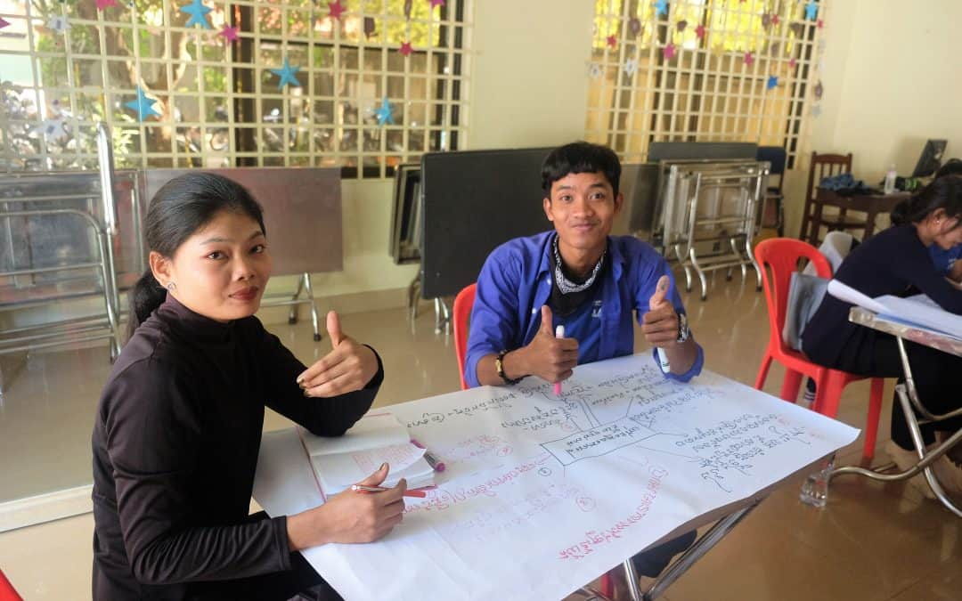 Putting choice (and cash) in the hands of Cambodian youth